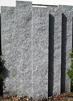 Granite, Steles, Granite Telen, Discounts, Garden