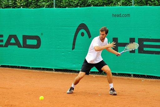 Tennis, Head, Ramos Vinolas, Clay, Tennis Court