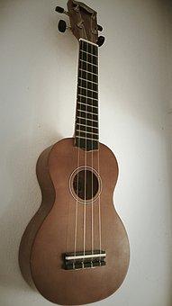 Ukulele, Music, Instrument, Hawaii