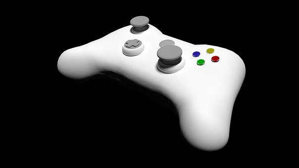 Joystick, Video Game, Playstation