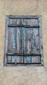 Window, Old, Wooden, House, Architecture, Traditional