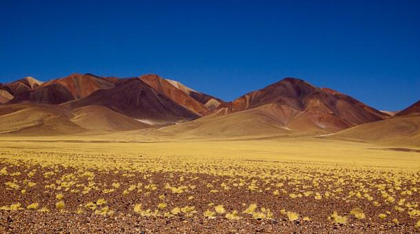 Mountain, Argentina, Nature, Andes, Landscape