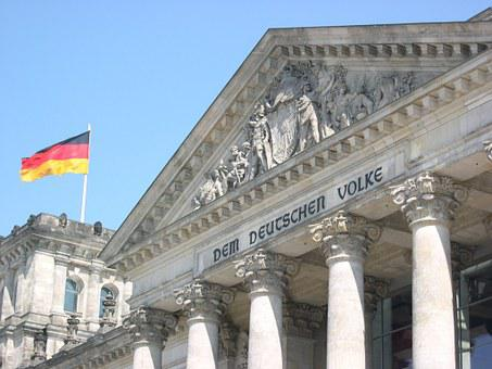 Reichstag, Germany, Berlin, Capital, Building