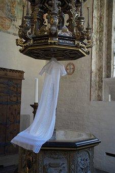 Baptism, Baptismal Font, Christening Gown, Baptisms