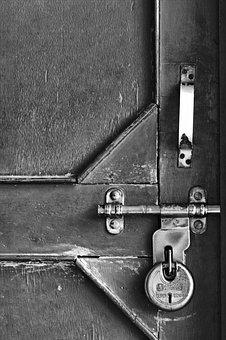 Locked Away, Dream, Hdr, Realistic, Door, Gateway