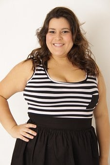 Woman, Fat, Plus Size, Portuguese, Model