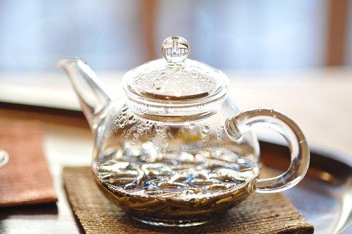 Tea Utensil, Glass, Jasmine