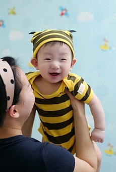 Baby, Bee, Honey Dress, Baby Clothes