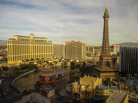 Las Vegas, Las Vegas Strip, Vegas, Strip, Nevada, Las