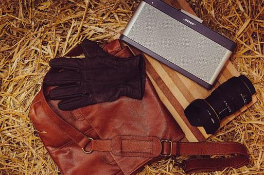 Farm, Lens, Bag, Leather, Speakers, Bose, Photography