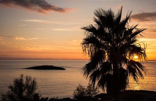 Sun, Mallorca, Sea, Sky, Holiday, Water, Mediterranean