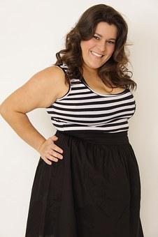 Woman, Fat, Plus Size, Portuguese, Model, Smile