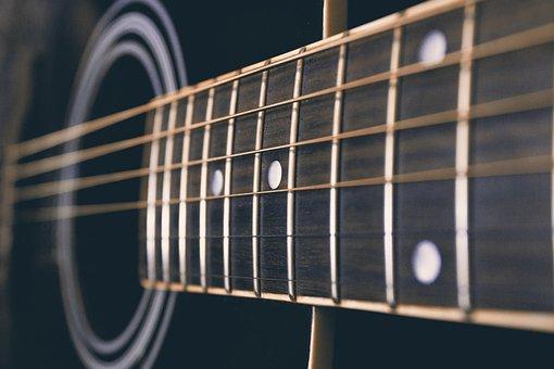 Guitar, Music, Musical, Sound, Instrument, Rock