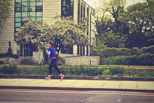 Runner, Jogger, Fitness, Health, Running, Sport