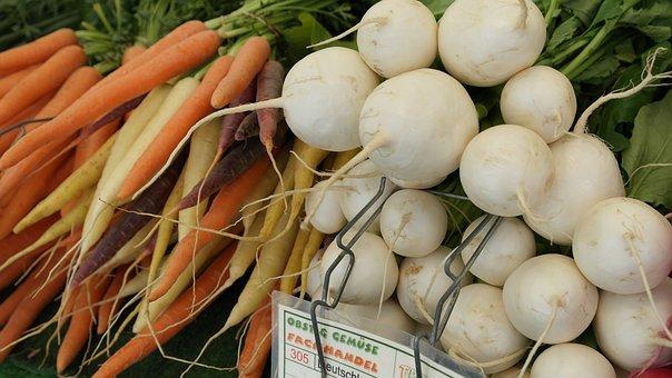 Beets, Bio, Vegetables, Vegetable Market