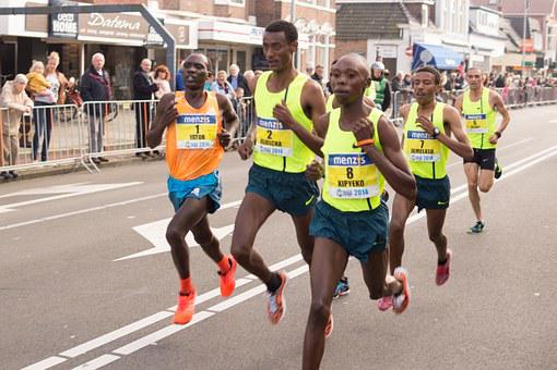 Marathon, Runners, Exercise, Athletes, Joggers, Workout