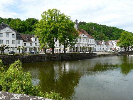 Bath Carlshaven, Weser, Spa