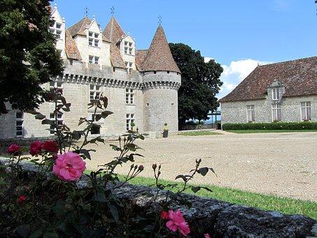 Château De Monbazillac, Dordogne, Monbazillac, Castle