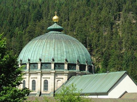 St Blasien, Dome, Black Forest, Dom, Spa, Faith, Church