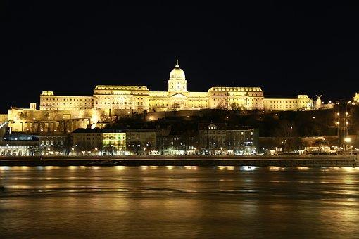 Hungary, Budapest, Geller Spa