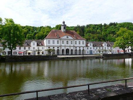 Bath Carlshaven, Spa, Center, Riverside, Hotel, Village