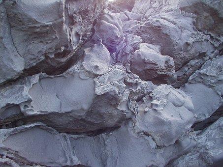 Lava, Petrified, Cold, Rock