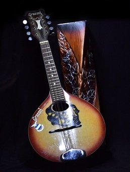 Instrument, Mandolin, Musical Instrument, Music