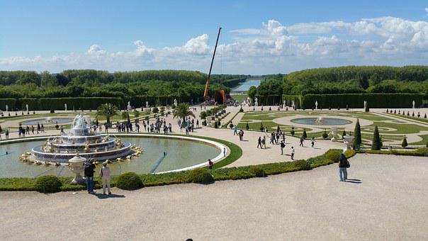 Versailles, Palace, Chateau, Museum, Louis, Historical
