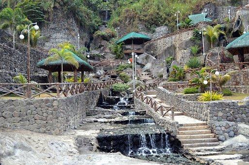 Philippines Clark, Puning Hot Spring Resort