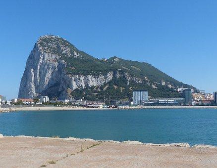 Gibraltar, Rock, British