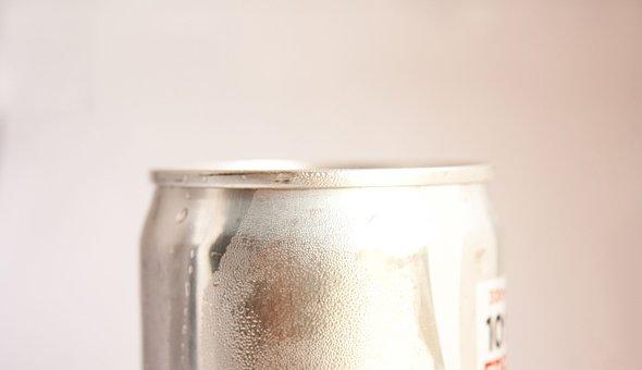 Soft Drink, Can, Cold, Drink, Coke, Coca Cola, Soda