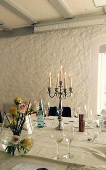 Table, Celebration, Festival, Board, Trossingen