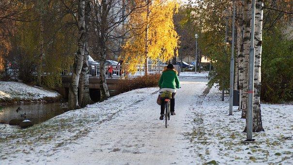 Oulu Finland, Finland, Finnish, Autumn, Nature, October