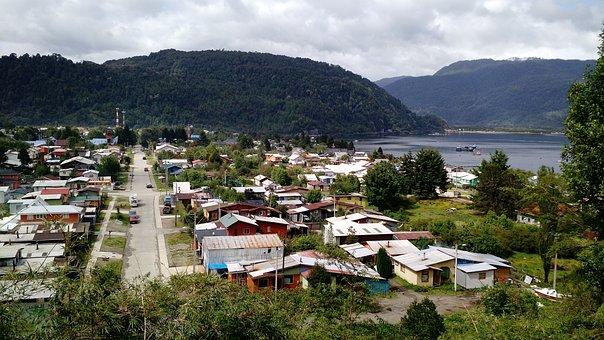 Puerto Cisnes, Aysén Region, Chile, Patagonia