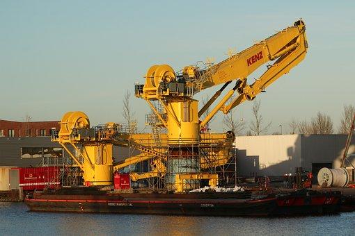 Crane, Faucet, Construction Sector, Construction, Taps