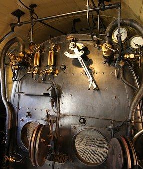 Locomotive, Technology, Steam Locomotive, Historically
