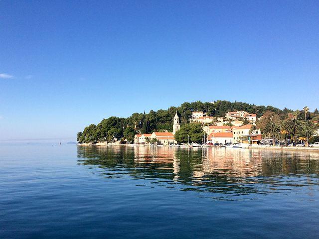 Cavtat, Croatia, Sea, Adriatic Sea, Nature, Culture