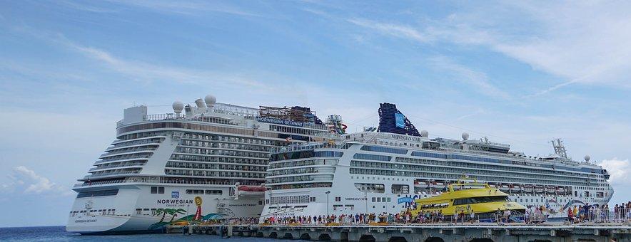 Cruise Ships, Norwegian Star, Norwegian Getaway, Mexico