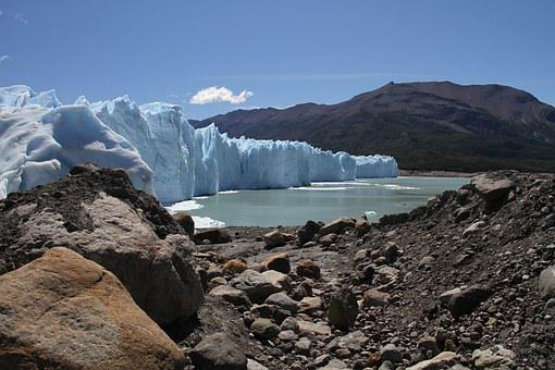 Calafate, Perito, Moreno, Glacier, Argentina, Patagonia