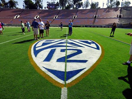 Turf, Ucla, Rose Bowl, Football, Pasadena