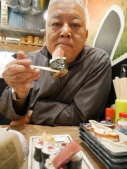 Sushi, Tavern, Sake, Shinbashi, Salaried Worker