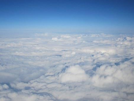 Clouds, Sky, Above The Clouds, Selva Marine