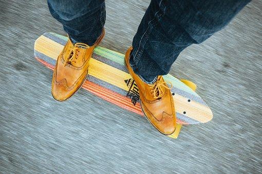Skateboarding, Skating, Skater, Skateboard, Skates