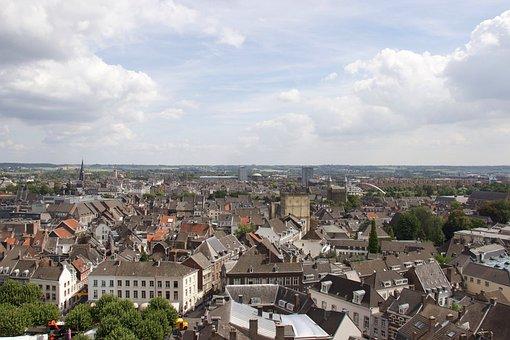 Skyline Maastricht, City, Maastricht, Outdoor