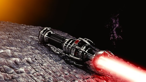 Light Saber, Energy Sword, Fantasy, Star Wars, Sith