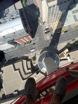 Calgary, Alberta, Tower, Site Seeing, City, Canada