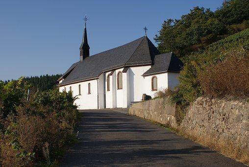Church, Chapel, Mosel, Lieser, Building