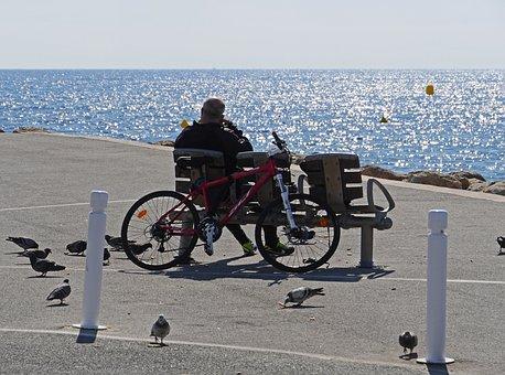 Rest, Break, Mediterranean, Cape, Headland