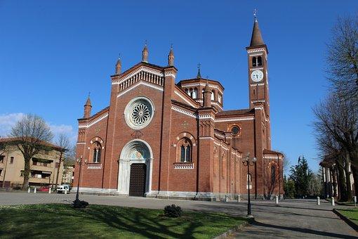 Church Of Verderio, Church, Parish, Christianity