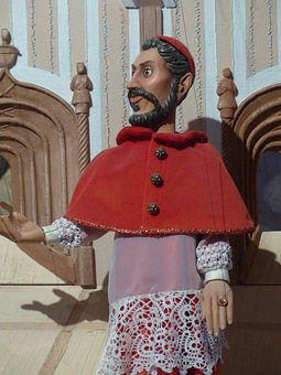 Puppet, Doll, Puppeteer, Acting, Archbishop